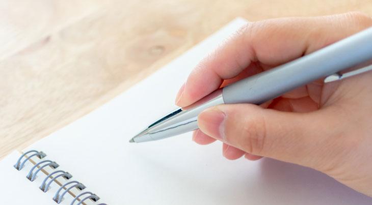 ブログを書く目的